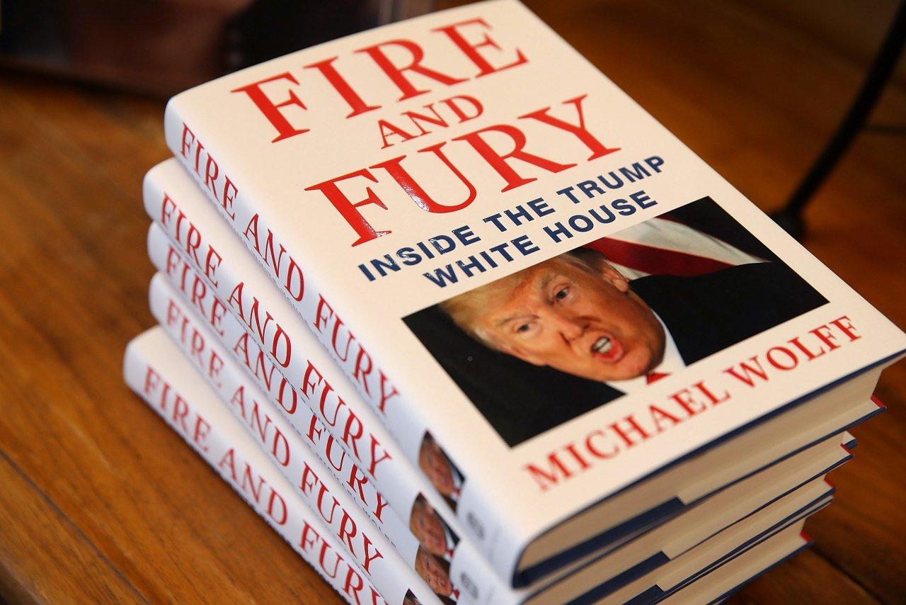 Che cosa c'è scritto nel libro che sta facendo impazzire Donald Trump