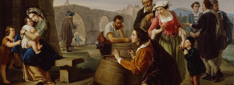 Le origini e il mito di Raffaello in mostra a Bergamo