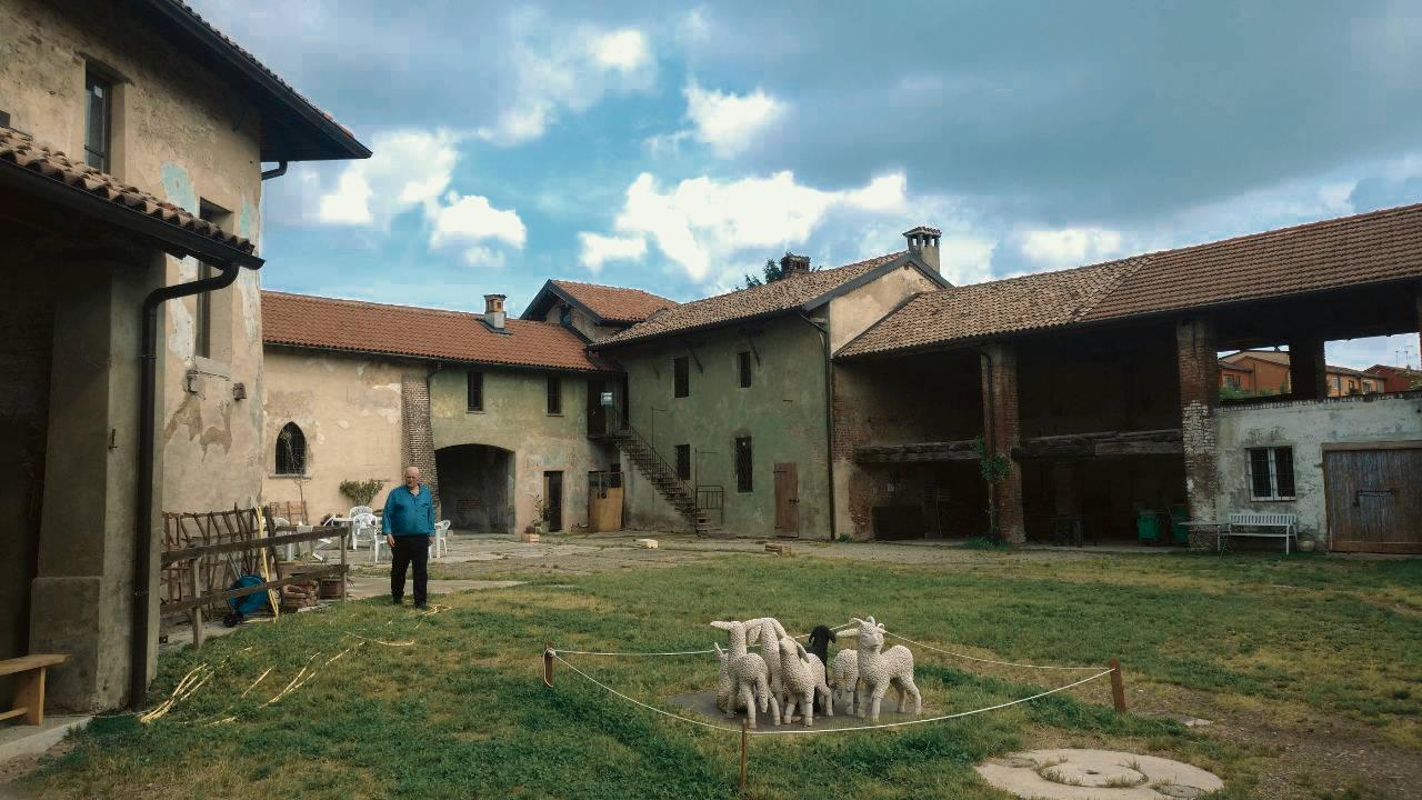 Nel verde di Cascina Linterno si incontrano mille anni di storia milanese