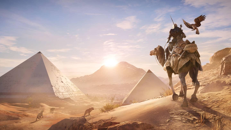 <em>Assassin's Creed: Origins</em> vuole essere il gioco educativo di nuova generazione
