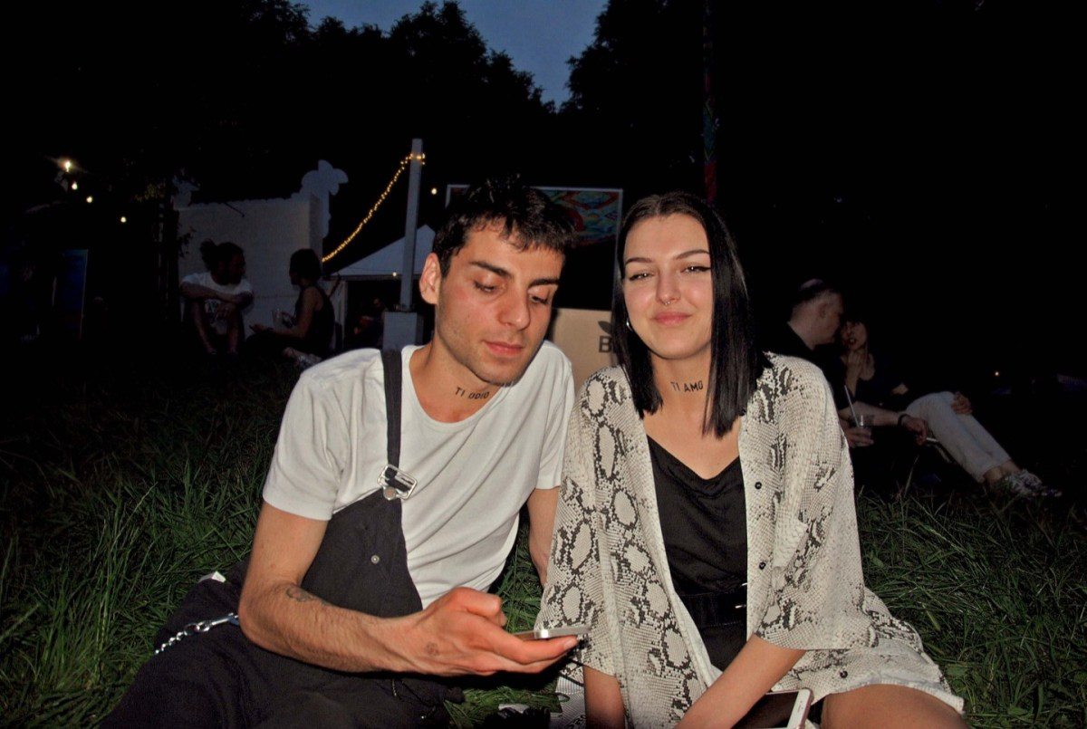 Martina, 20 anni, di Monza, Veysel 21 anni, Monza.