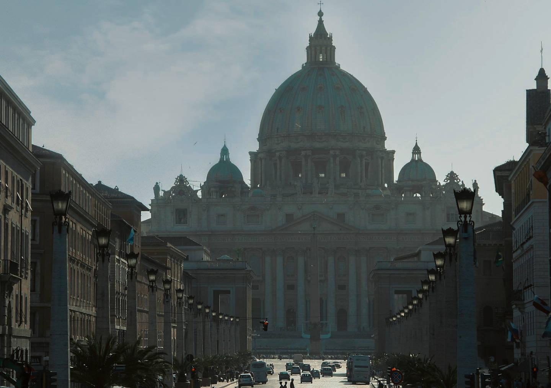 Il biossido di azoto soffoca Roma e il suo centro storico