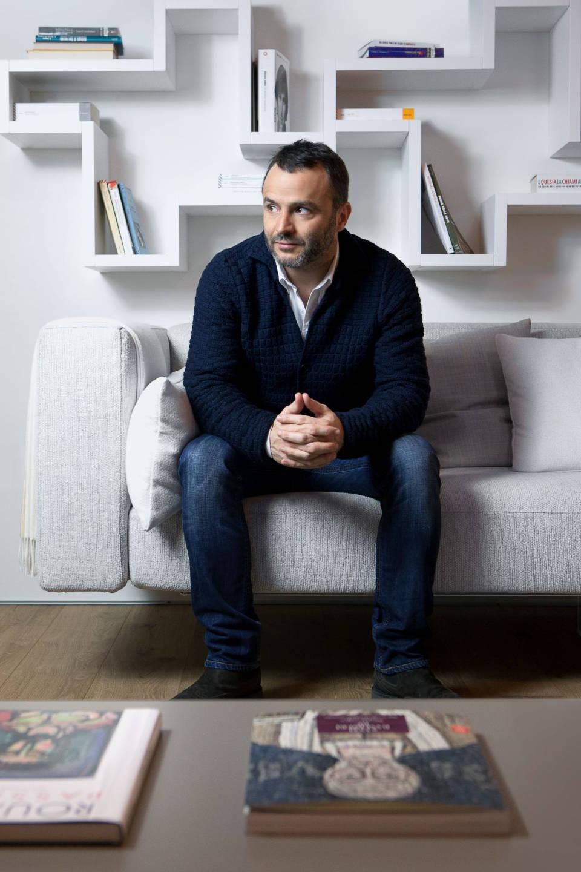 Emanuele Nenna, foto cortesia Hotwire