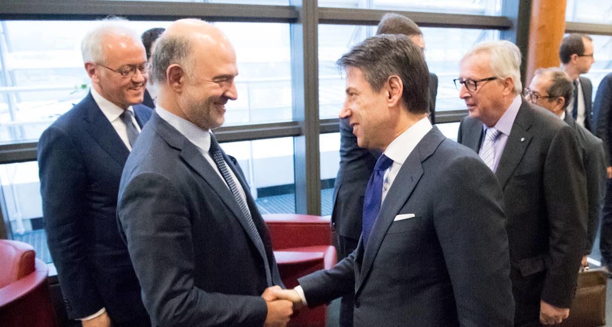 Forse un accordo con Bruxelles sulla manovra c'è
