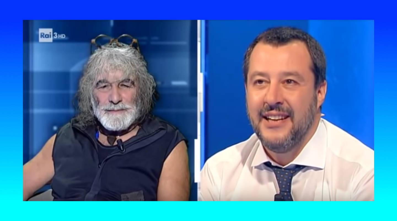Mauro Corona esprime l'ideologia dell'Italia del 2019 ed è un bel problema