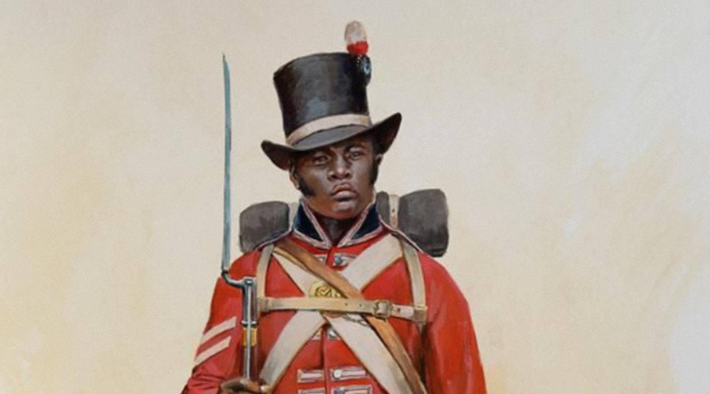 La marina britannica durante le guerre napoleoniche era multietnica