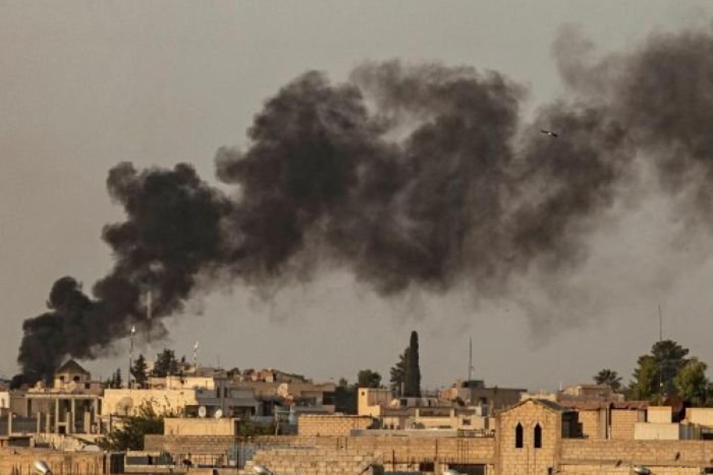 L'aggressione turca in Rojava è sempre piú violenta