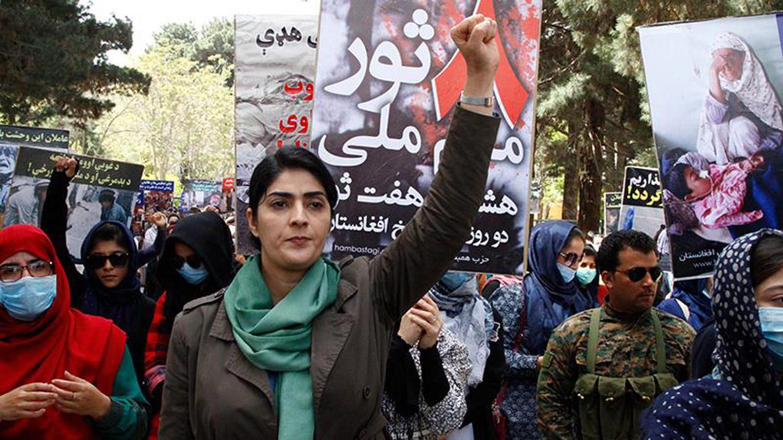 Il volto femminile della rivoluzione culturale in Afghanistan