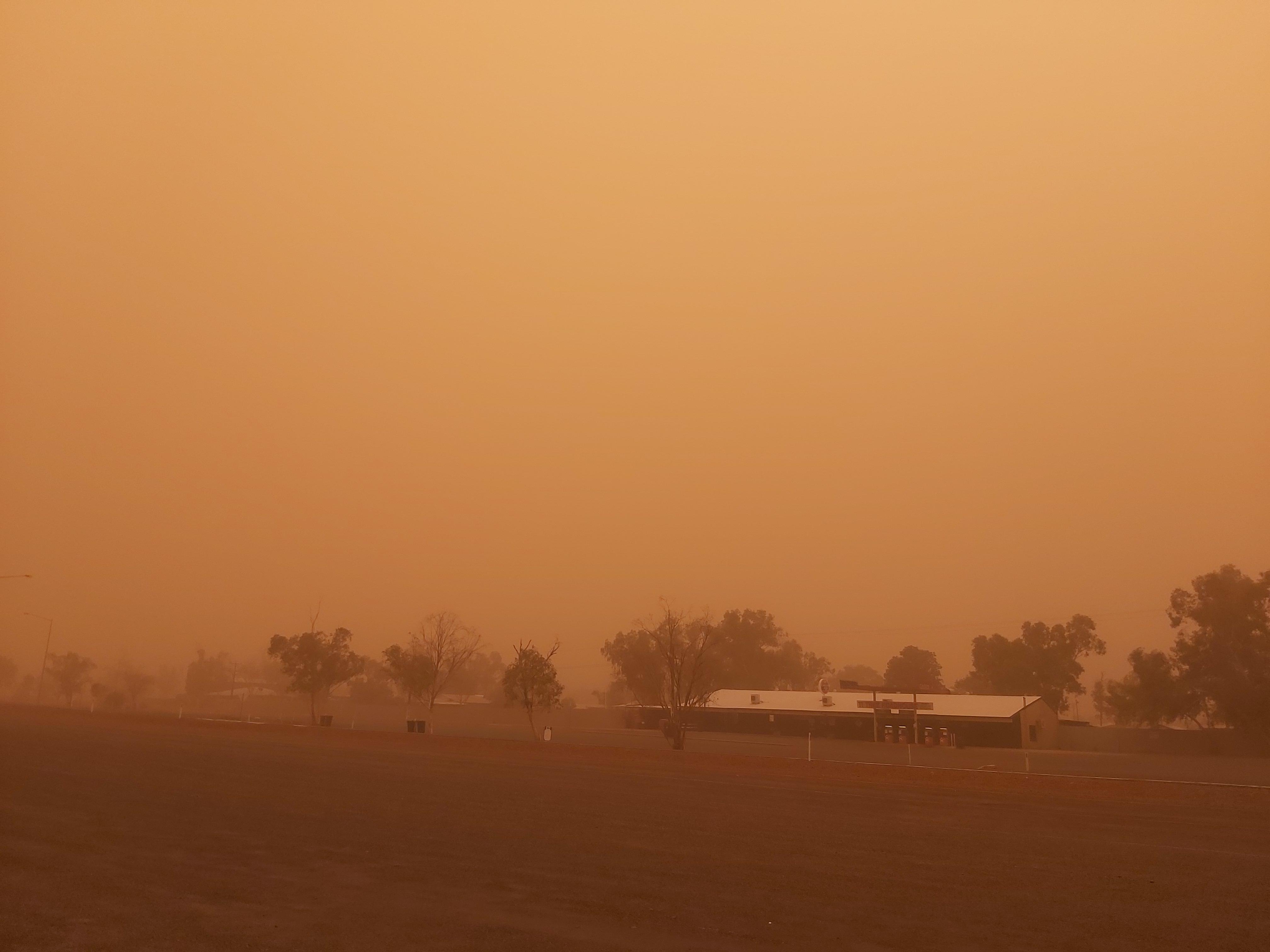 """In Australia si è formato un """"mega incendio"""" da 7000 km<sup>2</sup>"""