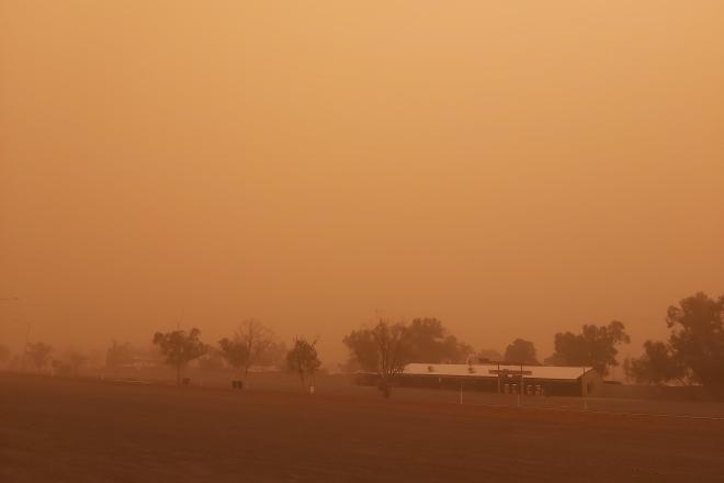 """In Australia si è formato un """"mega incendio"""" da 7000 km2"""