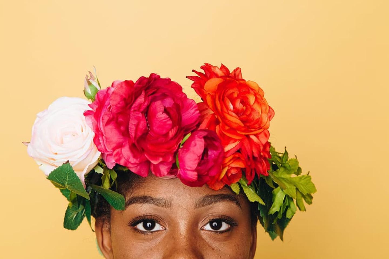 Breve storia delle corone floreali
