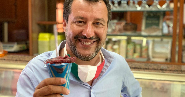 Matteo Salvini ha accusato il governo di bioterrorismo