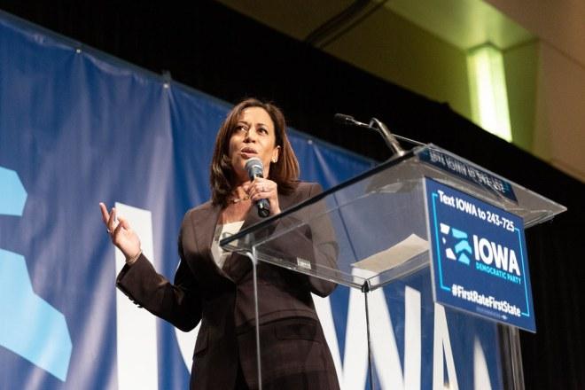 Joe Biden ha scelto Kamala Harris come vice-presidente