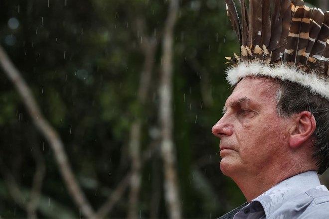 Bolsonaro e il genocidio delle popolazioni indigene durante la pandemia