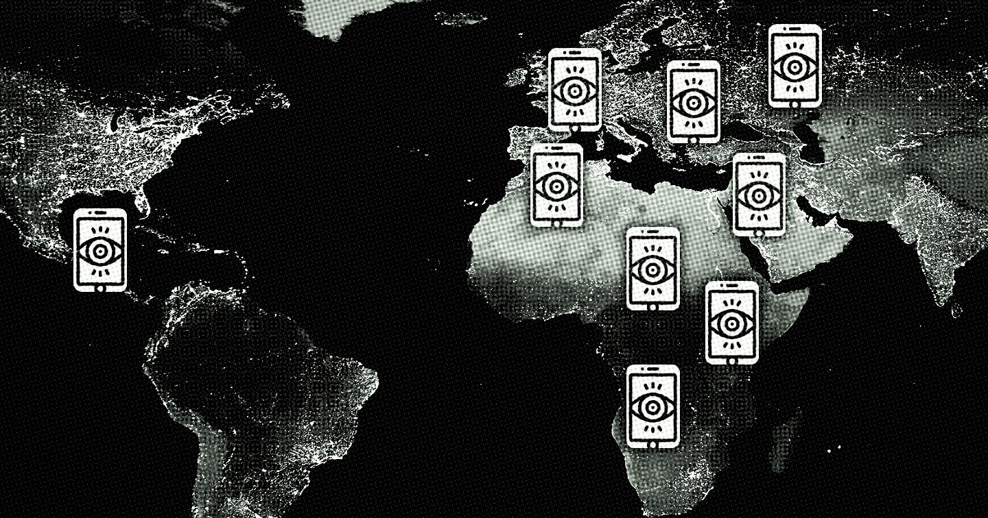 La storia dello spionaggio di migliaia di giornalisti e attivisti in tutto il mondo