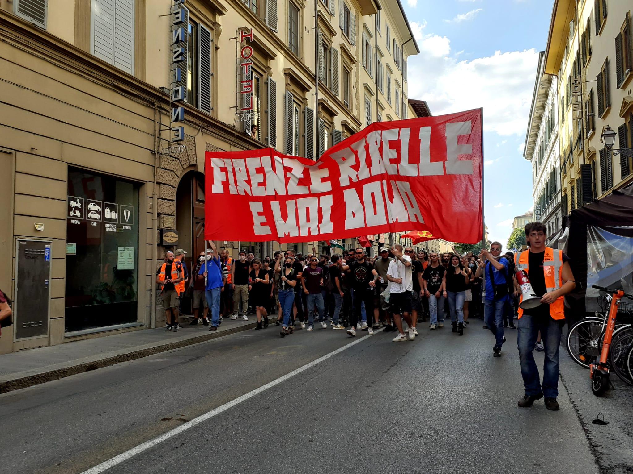 La politica sta ignorando la lotta dei lavoratori della GKN