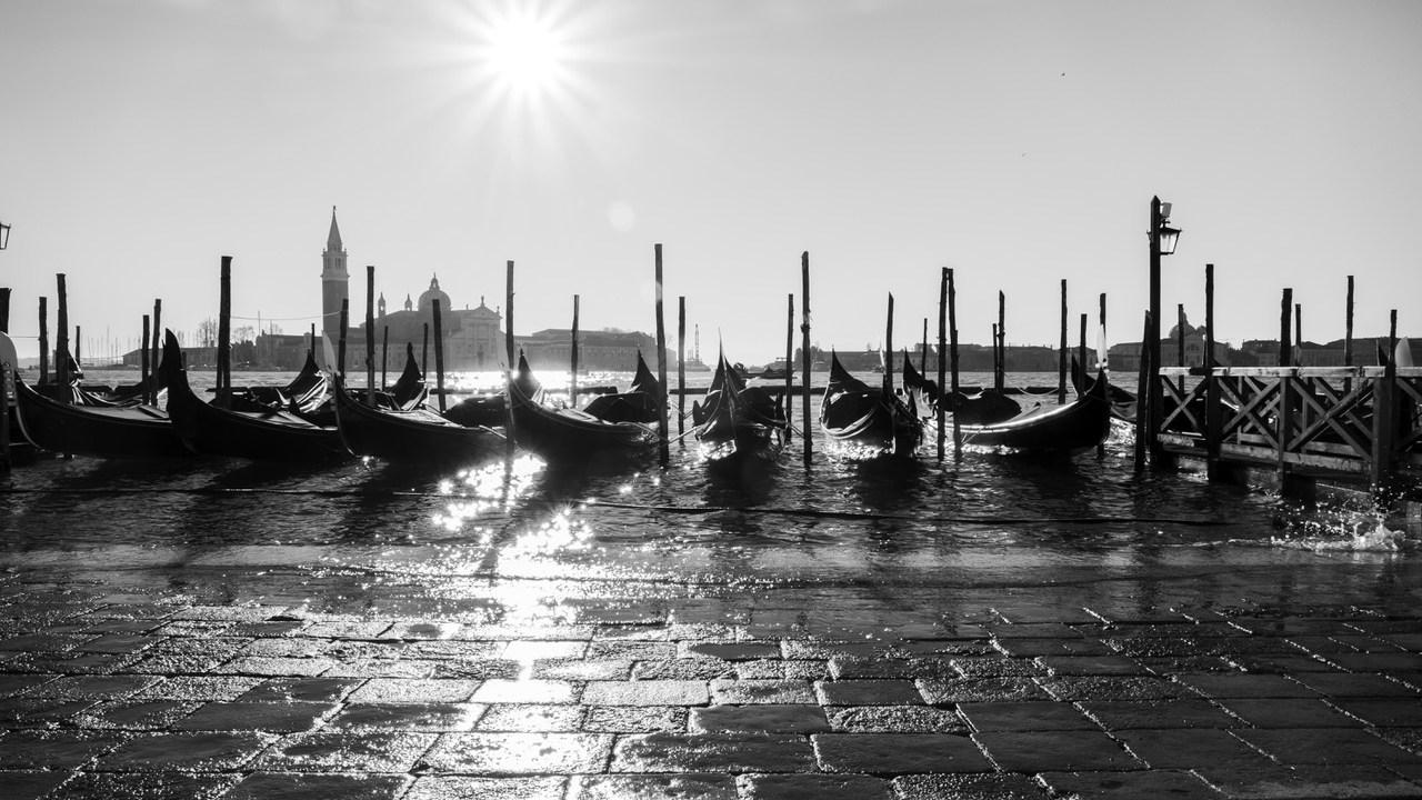 Venezia è una Disneyland distopica