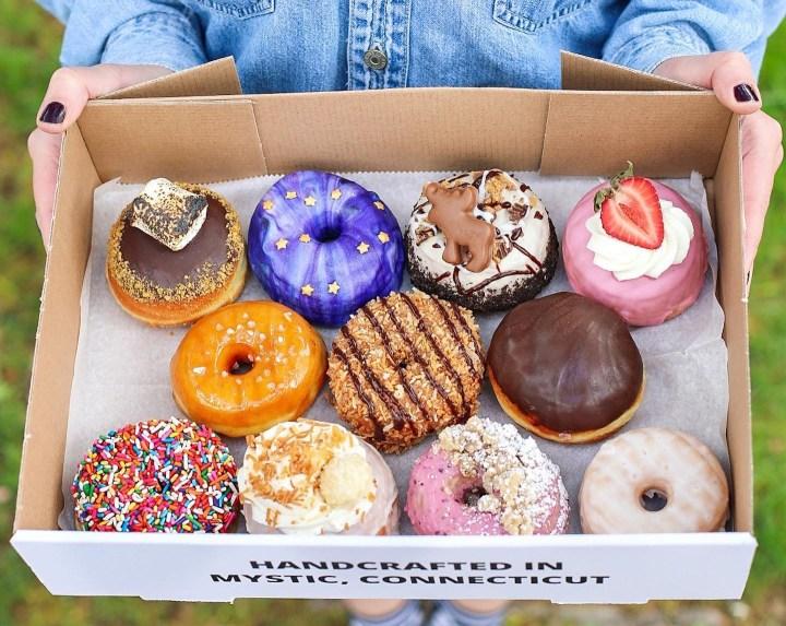 3 Great Donut Shops Near Groton