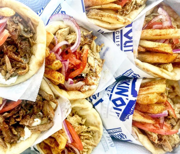 Food Truckin' Favorites: Top 23 Food Trucks at Every Duty Station