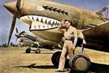 Flying Tiger original photo
