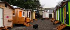 The house built by the U.P.S. students will be donated to the Low Income Housing Institute (www.lihi.org) in Seattle.