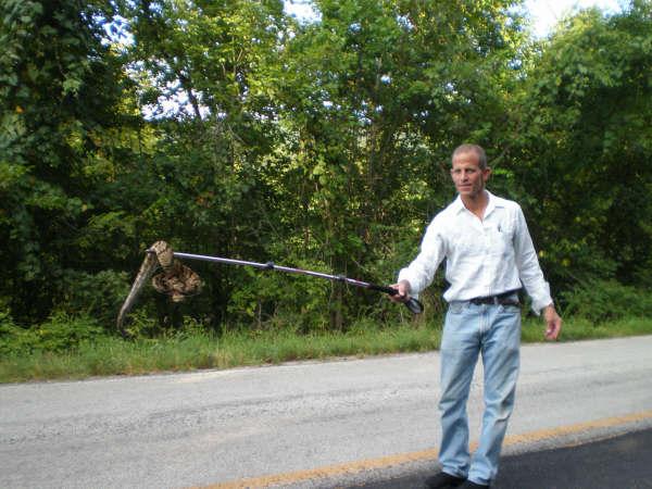 Arkansas snake