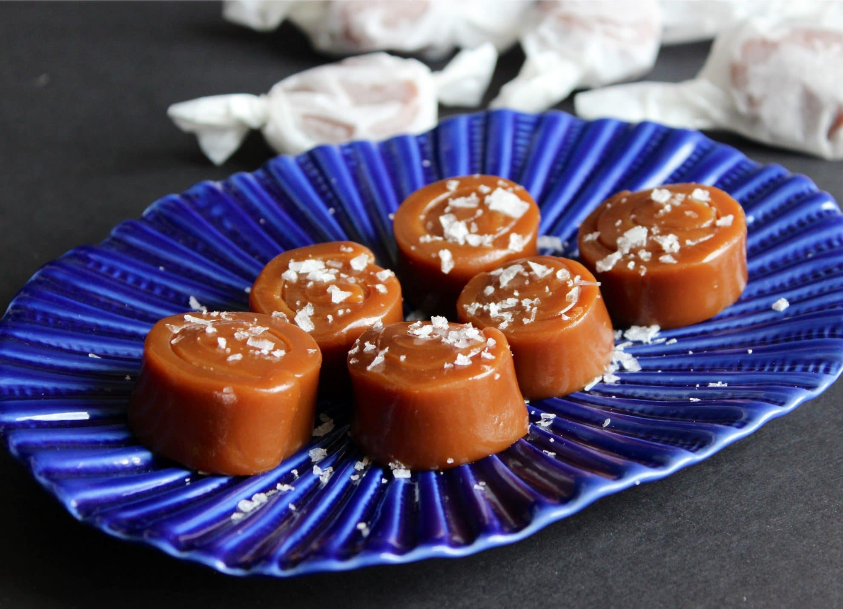 Sea Salted Caramels