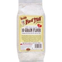 10 grain flour