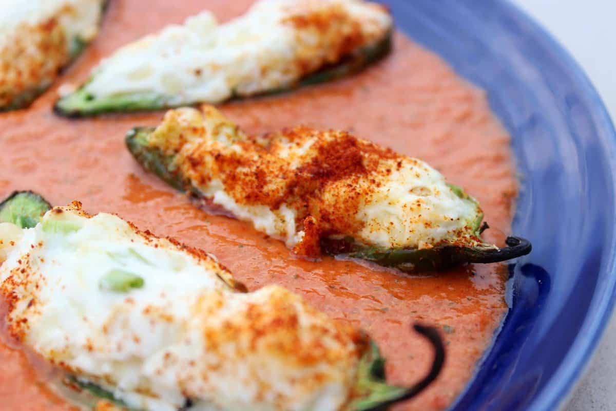 Grilled Jalapeno Popper