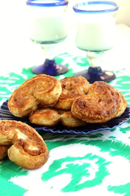 Cinnamon-Sugar Palmiers | The Suburban Soapbox