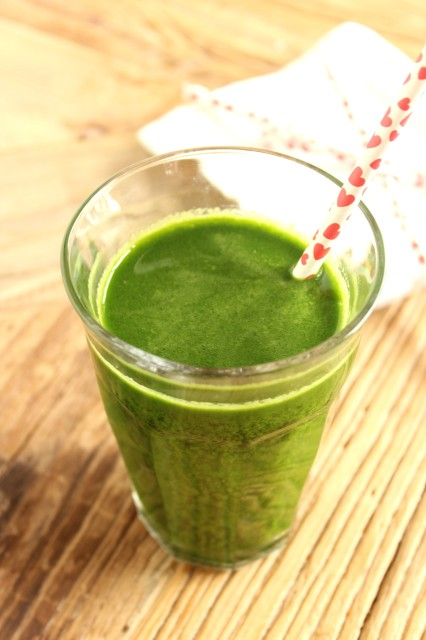 The Green Juice | The Suburban Soapbox