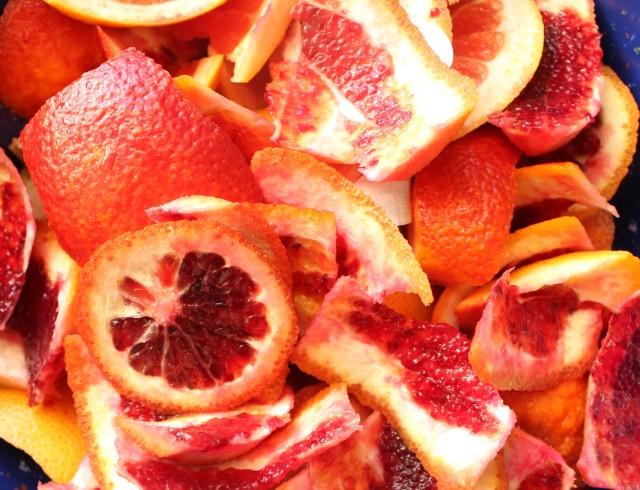 Winter Citrus Salad | The Suburban Soapbox