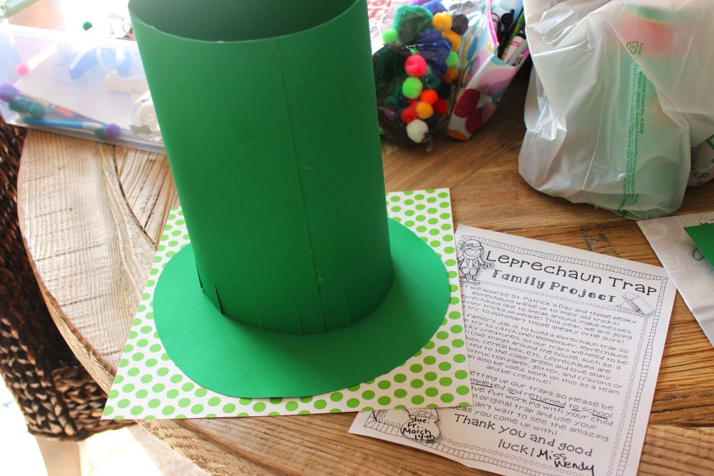 How to Build a Leprechaun Trap | The Suburban Soapbox