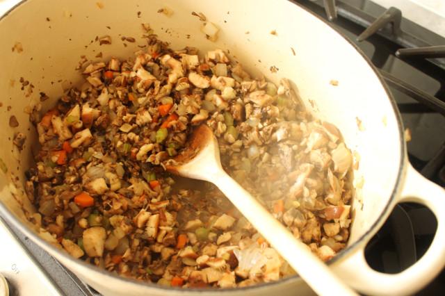 Mushroom Bolognese | The Suburban Soapbox