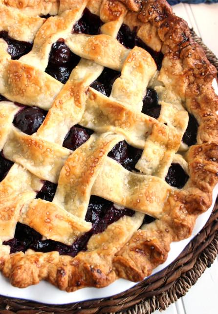 Homemade Cherry Pie | The Suburban Soapbox