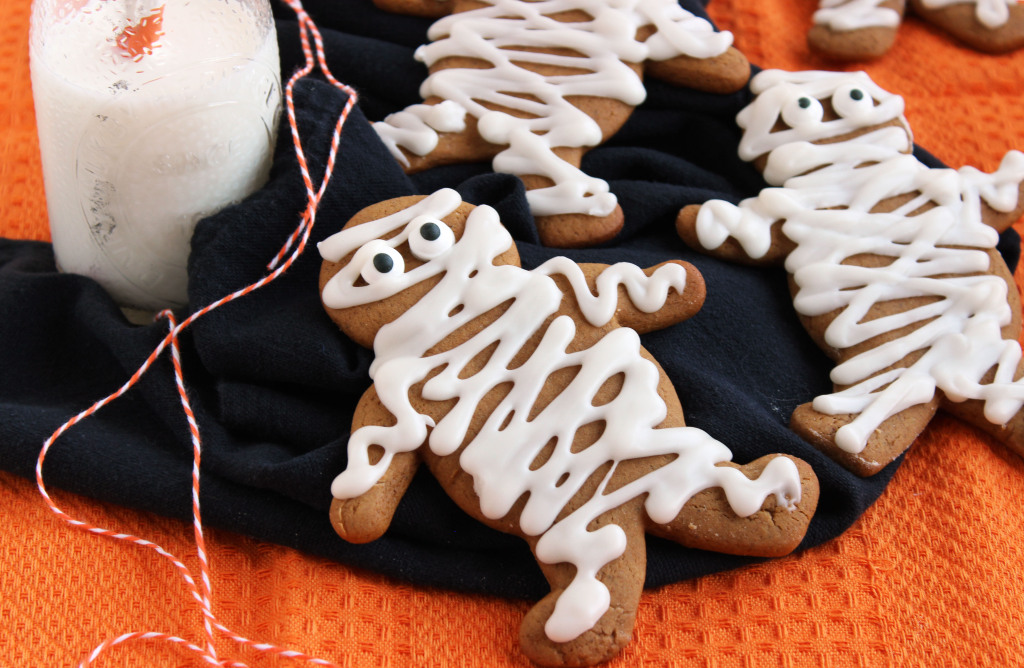 Gingerbread Mummies 13