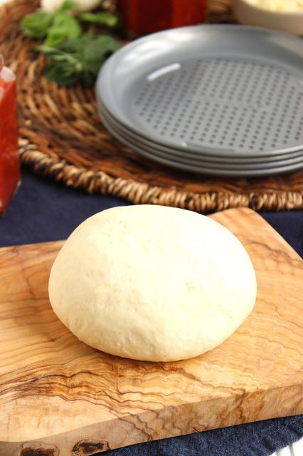 No Fail Pizza Dough | The Suburban Soapbox