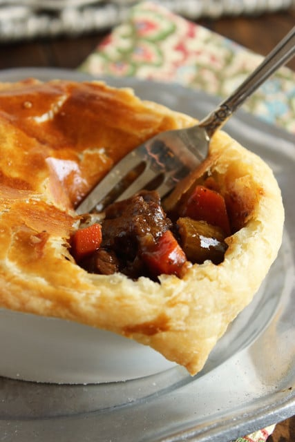 Super Simple Guinness Beef Pies | The Suburban Soapbox