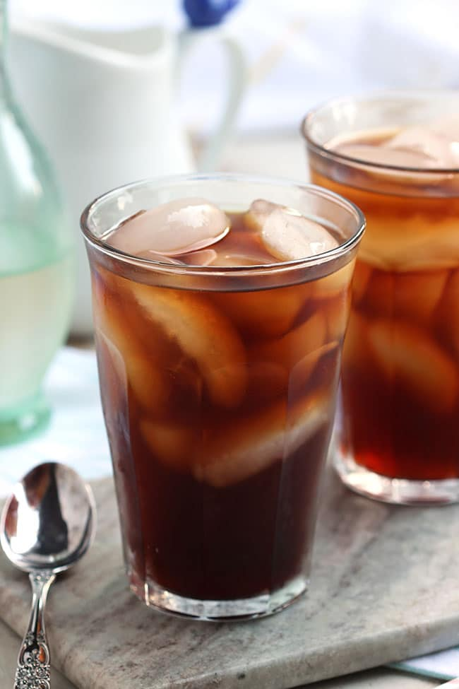 How to Make Cold Brew Coffee | The Suburban Soapbox #coldbrewcoffee