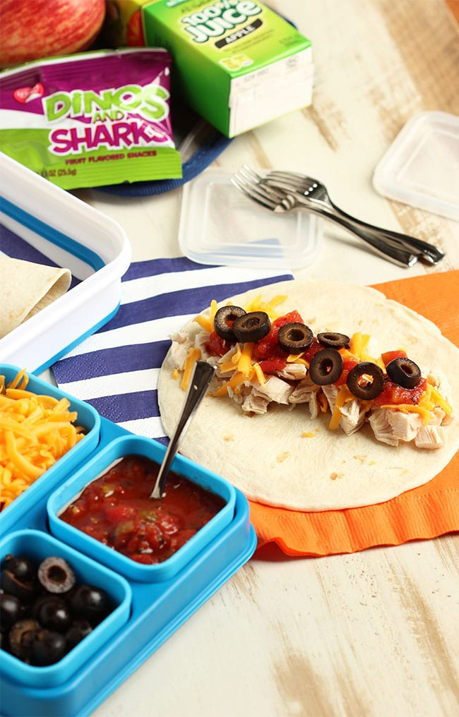 Chicken Tacos | The Suburban Soapbox #ALDI #BackToSchool