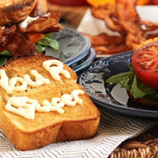 How to Make The Very Best BLT | The Suburban Soapbox #SqueezeMoreOut