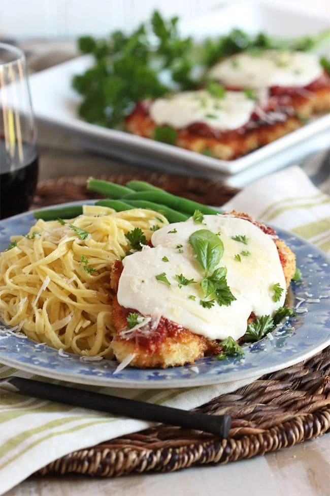 The Very Best Chicken Parmesan | The Suburban Soapbox