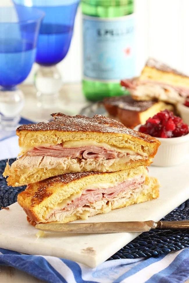 Monte Cristo Sandwich with Cranberry Jam   The Suburban Soapbox