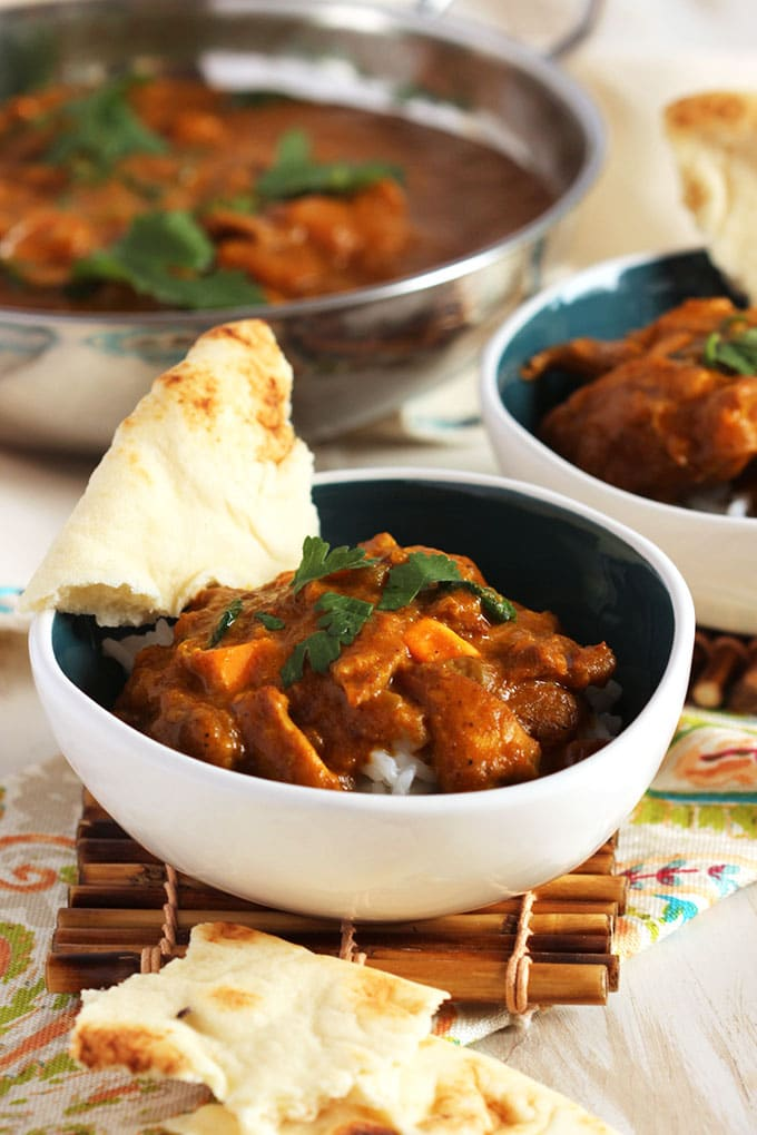 Slow Cooker Butter Chicken - The Suburban Soapbox