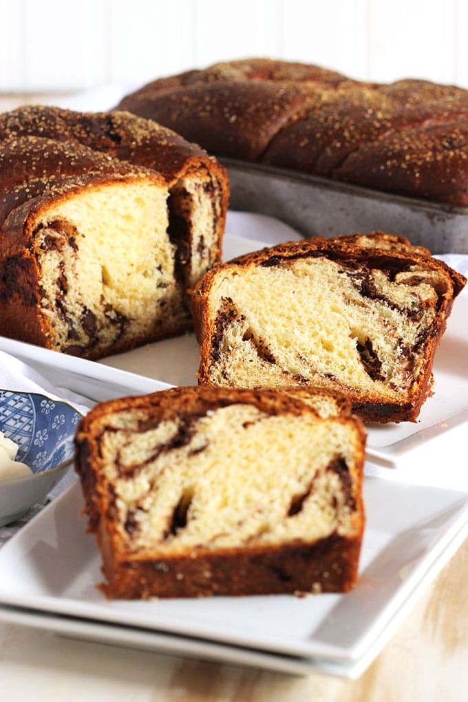 Chocolate Babka | TheSuburbanSoapbox.com