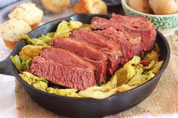 Corned Beef And Cabbage Recipe Oven