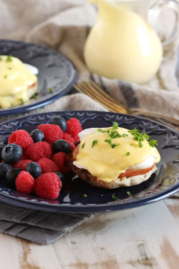 Classic Eggs Benedict | TheSuburbanSoapbox.com