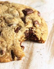 The Very Best Neiman Marcus Chocolate Chip Cookies | TheSuburbanSoapbox.com