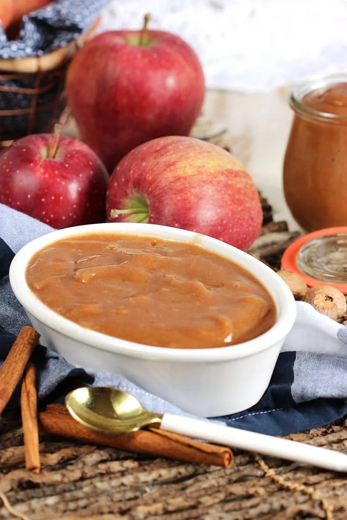 The Very Best Slow Cooker Apple Butter Recipe   TheSuburbanSoapbox.com