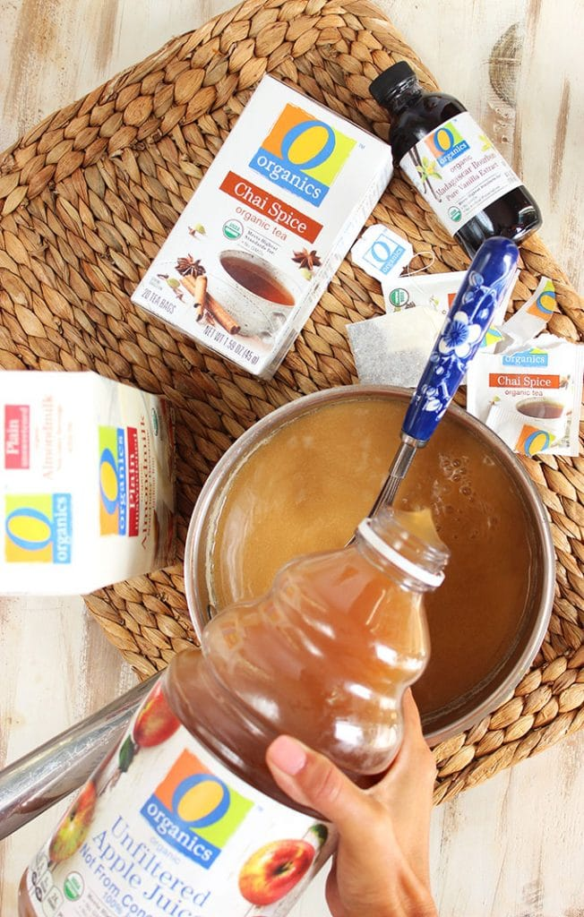 Apple Chai Hot Toddy | TheSuburbanSoapbox.com